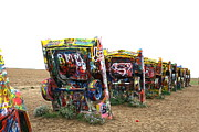 Christina A Pacillo - Cadillac Ranch