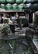 Joanne Coyle - Cafe Courtyard