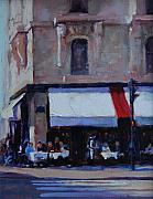 Waiter Originals - Cafe del Esplanade by Alfred Currier