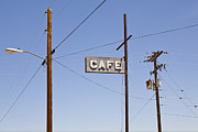 Bryan Mullennix - Cafe Sign Power And...