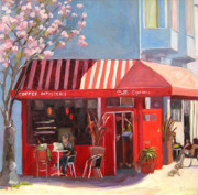 Berkeley Originals - Caffe Capriccio by Deborah Cushman
