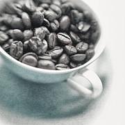 Caffeine Print by Priska Wettstein