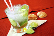 Sea Shells Photos - Caipirinha by Carlos Caetano