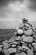 Stack Rock Posters - Cairn Poster by George Imrie Photography