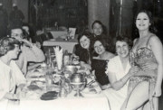 Patricia Taylor - Cairo 1978 Celebrating President Sadat and Peace Agreement