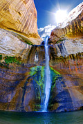 Markus Goerg - Calf Creek Falls