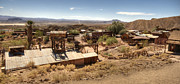 Ghost Town Photo Posters - Calico Ghost Town 2 Poster by Jessica Velasco
