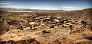 Yermo Framed Prints - Calico Ghost Town 4 Framed Print by Jessica Velasco