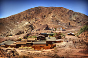 Ghost Town Photo Posters - Calico Ghost Town 5 Poster by Jessica Velasco