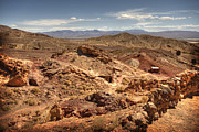 Ghost Town Photo Posters - Calico Ghost Town 7 Poster by Jessica Velasco