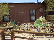 Yermo Photos - Calico Side View by Gabe Arroyo