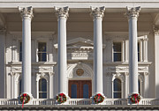 Building Feature Photos - California State Capitol Building by Bryan Mullennix
