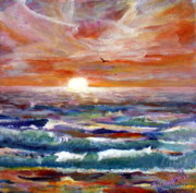 Trish Campbell - California Sunset