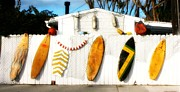 Surfboards Originals - California Surf Shack by Gus McCrea