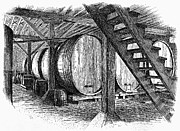 California: Winery, C1890 Print by Granger