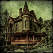 Victorian Digital Art - Californian Victorian by Chris Lord
