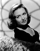 1940s Portraits Photo Prints - Calling Dr. Gillespie, Donna Reed, 1942 Print by Everett