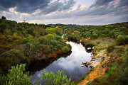 Atmosphere Prints - Calm River Print by Carlos Caetano