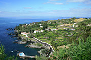 Communities Prints - Caloura - Azores islands Print by Gaspar Avila