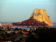 Calpe Posters - Calpe Poster by Rod Jones
