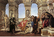 Magi Paintings - Calumny of Apelles by Pg Reproductions
