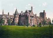 Fey Posters - Cambridge - England - Girton College Poster by International  Images