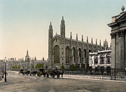 Fey Posters - Cambridge - England - Kings College Poster by International  Images