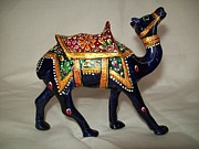 Ship Sculptures - Camel by Dhiraj