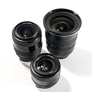 Component Photos - Camera Lenses by Johnny Greig