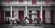 New Orleans Photo Framed Prints - Camino Real Muelle Framed Print by Tammy Wetzel