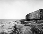 Europe Photo Originals - Cammo Bunker by Jan Faul