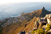 Lions Photo Prints - Camps bay Print by Fabrizio Troiani