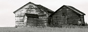 Structure Originals - Canadian Barns by Jerry Fornarotto