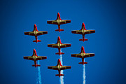 4th July Photos - Canadian Snowbirds by Christy Patino