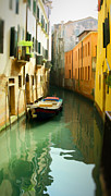 Photography Art Posters - Canal Poster by Photography Art