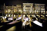 Blurred Framed Prints - Canal Grande Framed Print by Joana Kruse