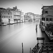 Venice Travel Framed Prints - Canal Grande Study IV Framed Print by Nina Papiorek