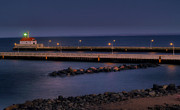 Duluth Art - Canal Park by Jimmy Ostgard