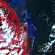 Cancun, Mexico Print by Nasa