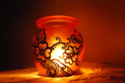 Srija Charthamkudath - Candle holder 3