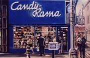 James Guentner - Candy Rama