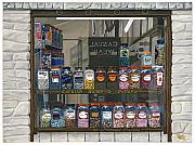 The Buffet Painting Prints - Candy Shoppe Print by Jiji Lee