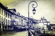 Boardwalk Art - Cannobio by Joana Kruse