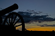 Manassas National Battlefield Park Photos - Cannon - 2695 by Chuck Smith