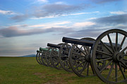 Civil War Cannon Prints - Cannon at Antietam Print by Judi Quelland