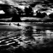 Monolith Prints - Cannon Beach at Dusk Print by David Patterson