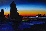 James Dunbar - Cannon Beach At Sunset 11