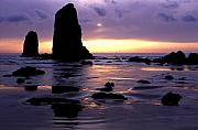 Oregon Art - Cannon Beach by Eric Foltz