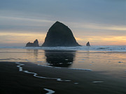 Rob Merriam - Cannon Beach Sunset