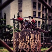 Children Photos - Cannon Games #mumbai #children #games by Pushkaraj Shirke